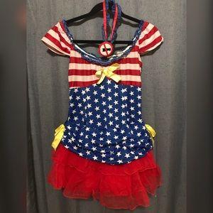 American Flag Halloween Costume